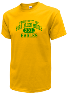 Port Allen Middle School  T-Shirts
