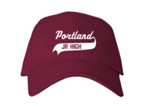 Portland Middle School  Baseball Caps