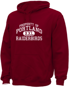 Portland Middle School  Hoodies