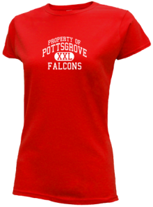 Pottsgrove Intermediate School  Slimfit T-Shirts
