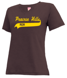 Prairie Hills Middle School  V-neck Shirts