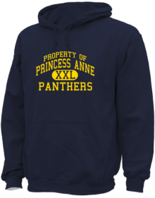 Princess Anne Middle School  Hoodies