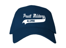 Pruitt Military Academy  Baseball Caps