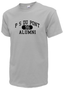 P S Du Pont Middle School  T-Shirts