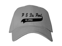 P S Du Pont Middle School  Baseball Caps