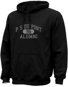 P S Du Pont Middle School  Hoodies