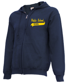 Public School #2  Zip-up Hoodies