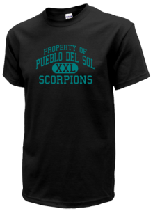 Pueblo Del Sol Middle School  T-Shirts