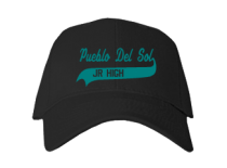 Pueblo Del Sol Middle School  Baseball Caps