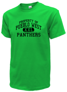 Pueblo West Middle School  T-Shirts