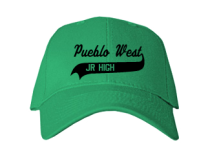 Pueblo West Middle School  Baseball Caps