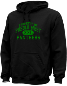 Pueblo West Middle School  Hoodies