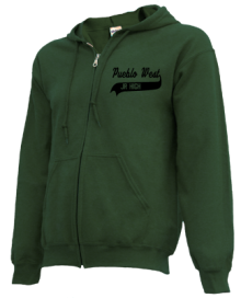 Pueblo West Middle School  Zip-up Hoodies