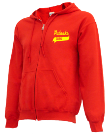 Pulaski Elementary School  Zip-up Hoodies