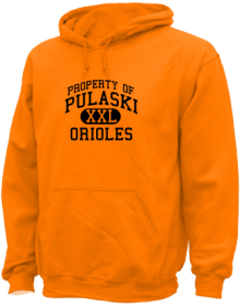 Pulaski Middle School  Hoodies