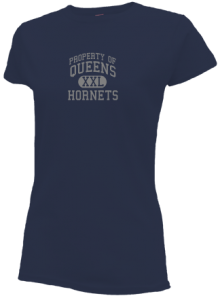 Queens Intermediate School  Slimfit T-Shirts