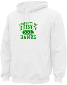Quincy Junior High School Hoodies