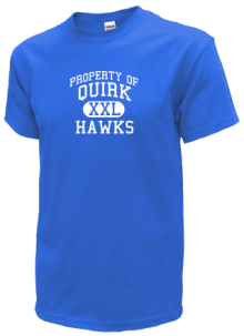 Quirk Middle School  T-Shirts