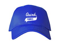 Quirk Middle School  Baseball Caps