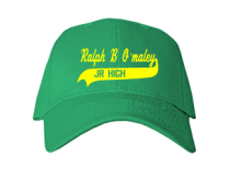 Ralph B O'maley Middle School  Baseball Caps