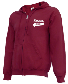 Rancier Middle School  Zip-up Hoodies