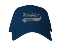 Randolph School  Baseball Caps