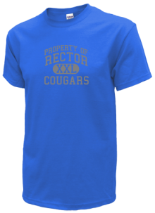 Rector Elementary School  T-Shirts