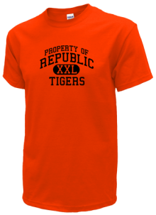 Republic Middle School  T-Shirts