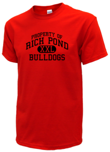 Rich Pond Elementary School  T-Shirts