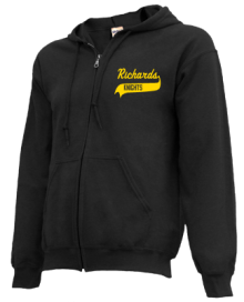 Richards Junior High School Zip-up Hoodies