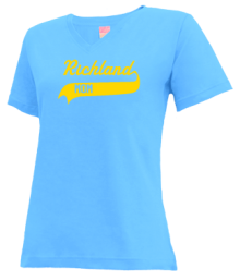 Richland Elementary School  V-neck Shirts