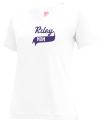 Riley Elementary School  V-neck Shirts