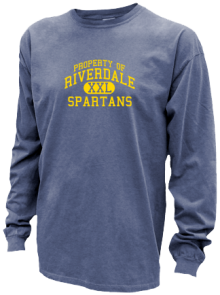 Riverdale Middle School  Pigment Dyed Shirts