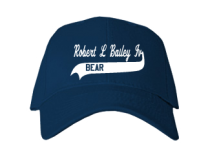 Robert L Bailey Iv Elementary School  Baseball Caps