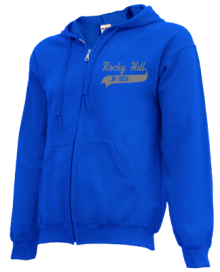 Rocky Hill Middle School  Zip-up Hoodies