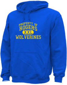 Rogers Middle School For The Capa  Hoodies