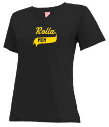 Rolla Elementary School  V-neck Shirts