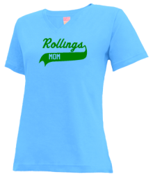 Rollings Middle School Of The Arts  V-neck Shirts