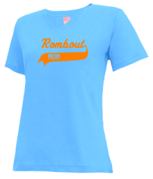 Rombout Middle School  V-neck Shirts