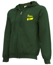 Rome Elementary School  Zip-up Hoodies