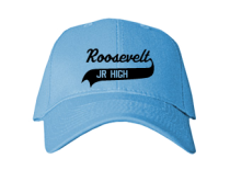 Roosevelt Middle School  Baseball Caps