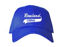 Rowland Middle School  Baseball Caps