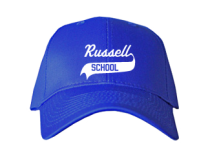 Russell School  Baseball Caps