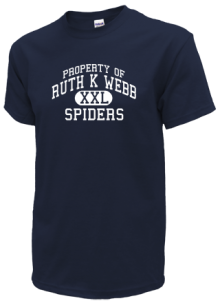 Ruth K Webb Elementary School  T-Shirts