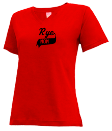 Rye Middle School  V-neck Shirts
