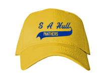 S A Hull Elementary School  Baseball Caps
