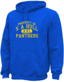 S A Hull Elementary School  Hoodies