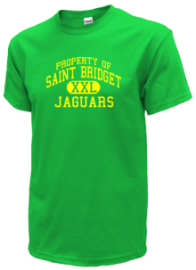 Saint Bridget School  T-Shirts