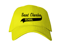 Saint Charles School  Baseball Caps