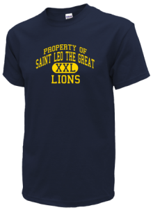 Saint Leo The Great School  T-Shirts